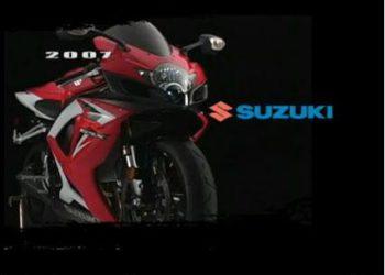 video suzuki gsxr 600 2007