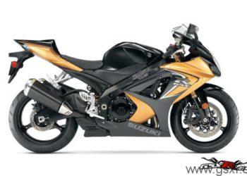 suzuki gsx-r 1000 2008 negro y dorado