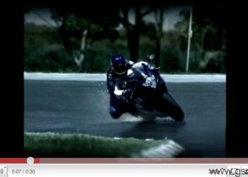 video suzuki gsxr 1000 2005 anuncio