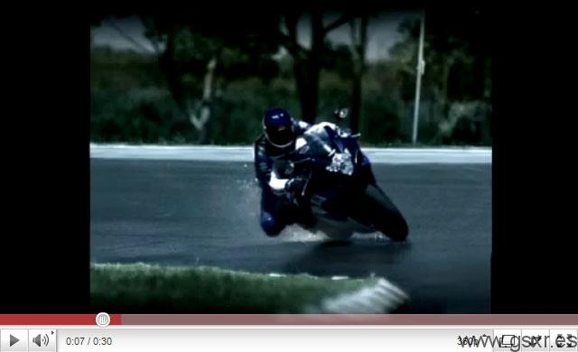 video suzuki gsxr 1000 2005 anuncio