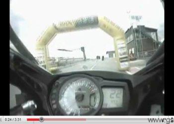 video suzuki gsxr 1000 2007 circuito