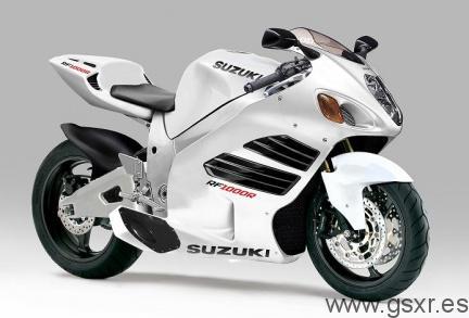 suzuki rf1000r