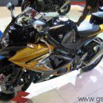 Moto Suzuki GSXR 1000 2008 Stand de Suzuki Eicma 2007
