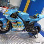 Moto Suzuki GSV-R Stand de Suzuki Eicma 2007