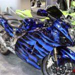 suzuki gsx-r tuning motorcycle show