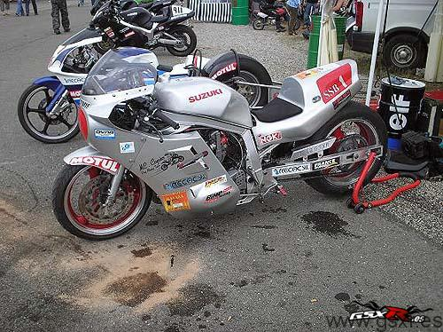 suzuki gsx-r dragsters