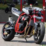 suzuki gsxr streetfighter bike metal concept