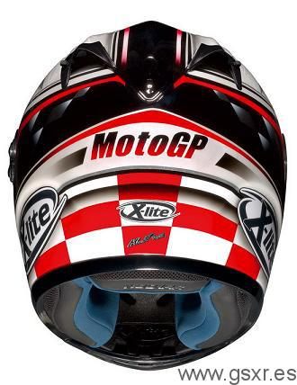 Casco X-Lite X-801RR MotoGP