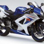 2008 Suzuki GSX-R 1000 K8