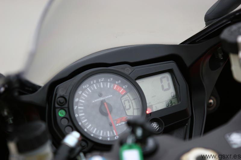 2007 Suzuki GSX-R 1000 K7