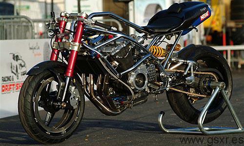 suzuki gsxr 1100 nitro streetfighter