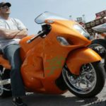 Concentracion de motos Daytona bike week 2008