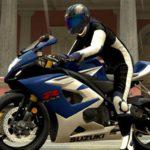 Suzuki GSXR 1000 2005 en juego de motos