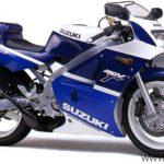 1993 suzuki rgv 250 gamma