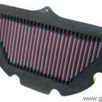 Filtro de aire de sustitucion K&N Suzuki GSXR 600 y 750
