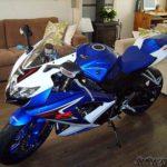 suzuki gsx-r 600 750 2008