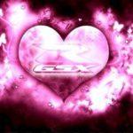 suzuki gsxr 2008 wallpaper mobile phone heart