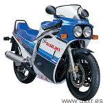 Historia Suzuki GSX-R 750 1985