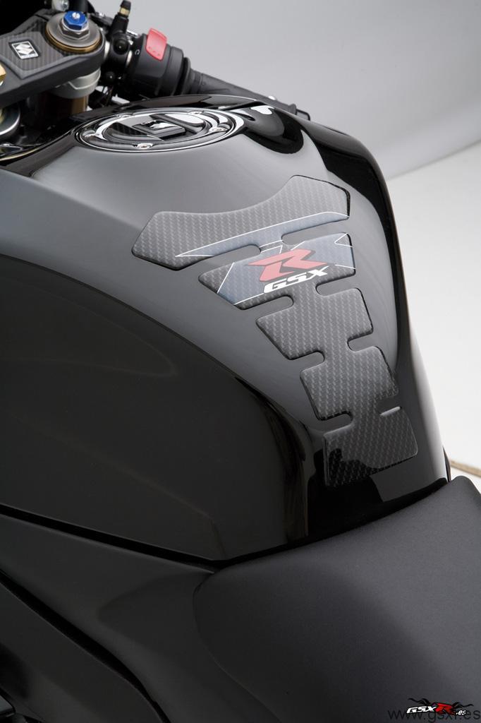 Suzuki GSX-R 600 2006 K6 Black Edition