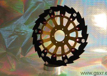 stealth discos de frenos