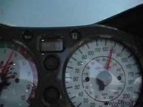 suzuki gsxr 1300 hayabusa turbo video