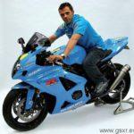 Suzuki GSX-R 1000 Rizla MotoGP replica serie limitada Capirossi
