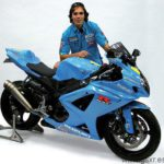 Suzuki GSX-R 1000 Rizla MotoGP replica serie limitada Vermeulen