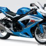 suzuki gsx-r 600 2009 K9