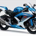 suzuki gsxr 750 2009 metallic blue triton