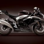 2009 Suzuki GSX-R 1000 K9 Negro Solido y Granate