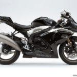2009 Suzuki GSX-R 1000 K9 Negro Sólido / Negro Mate Metalizado 2