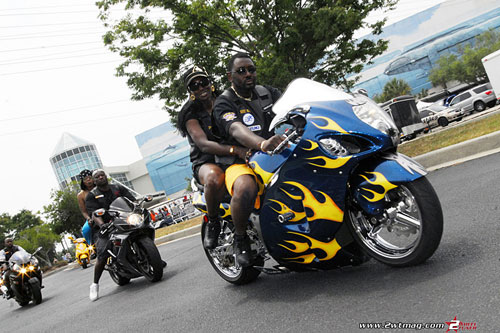 black bike week festival 2008