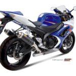 escape suzuki gsxr 1000 2007 MIVV GP