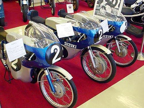 museo motos suzuki gp hamamatsu
