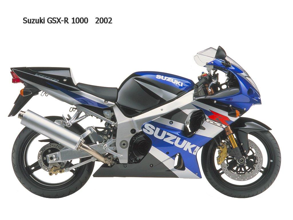 suzuki gsx-r 1000 2002