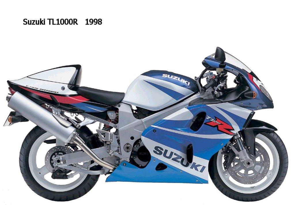 suzuki tl1000r 1998