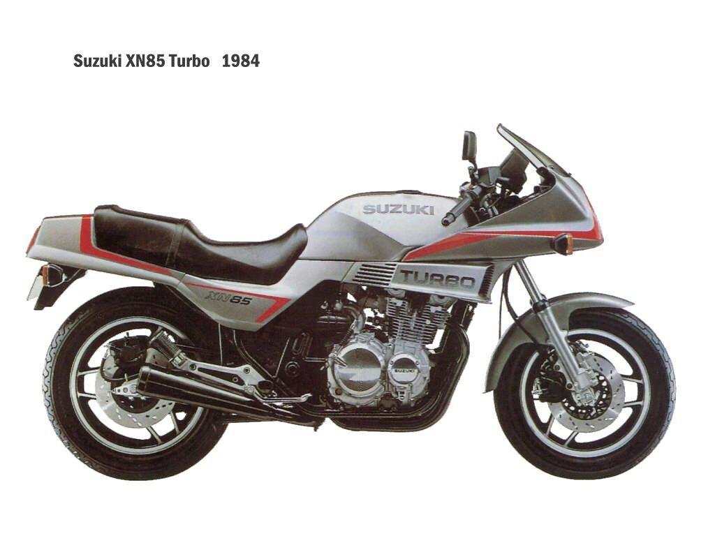 suzuki xn85turbo 1984