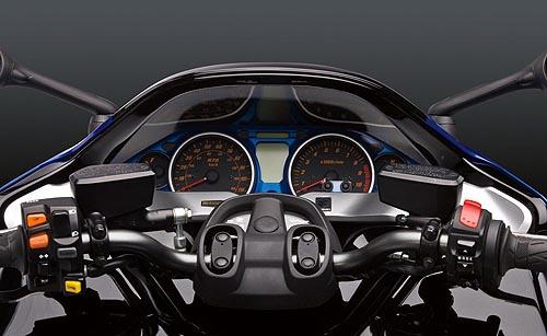Suzuki Burgman 400 Concept GSXR