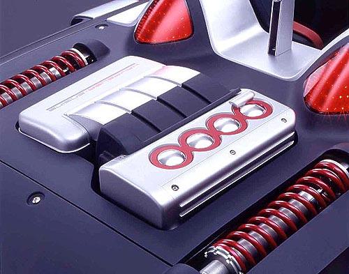 Suzuki GSX-R4 Roadster