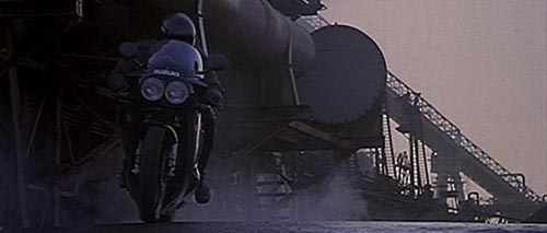 suzuki gsx-r pelicula movie black rain