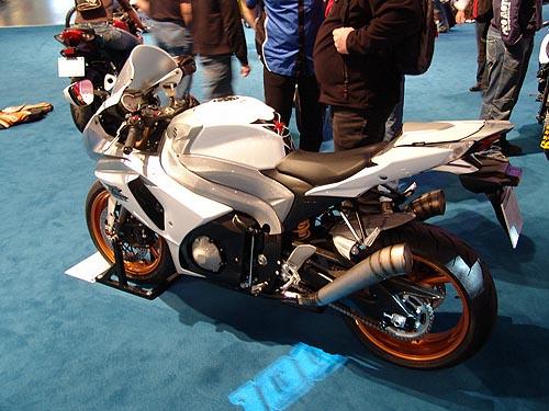 suzuki gsxr 1000 2009 K9 intermot 2008