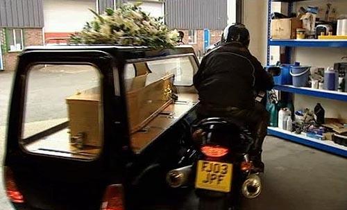 suzuki gsxr 1300 hayabusa funeral