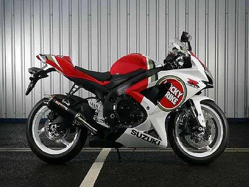 suzuki gsxr 750 2008 k8 kevin schwantz lucky strike