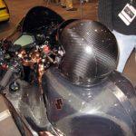 carbon fiber suzuki gsxr 1300 hayabusa