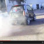 coche smart diablo motor gsxr