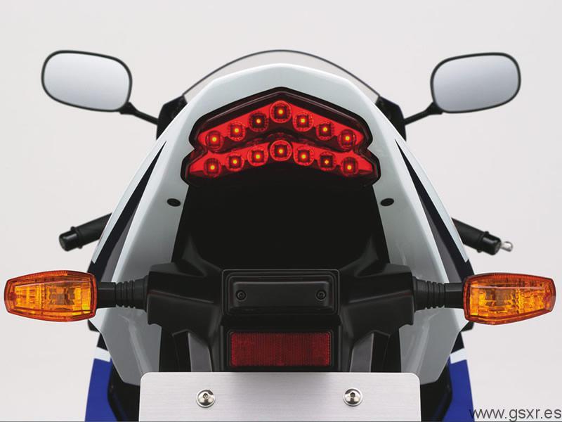 2004 Suzuki GSX-R 600 K4