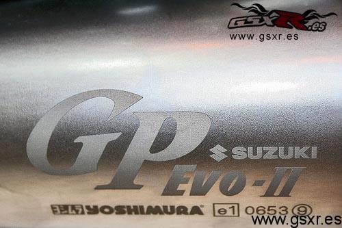 escape Yoshimura GP EVO IV