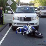 moto suzuki gsx-r accidente