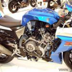 suzuki gsxr 1000 2009 diseccionada