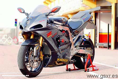 suzuki gsx-r 1100 1993 limited edition